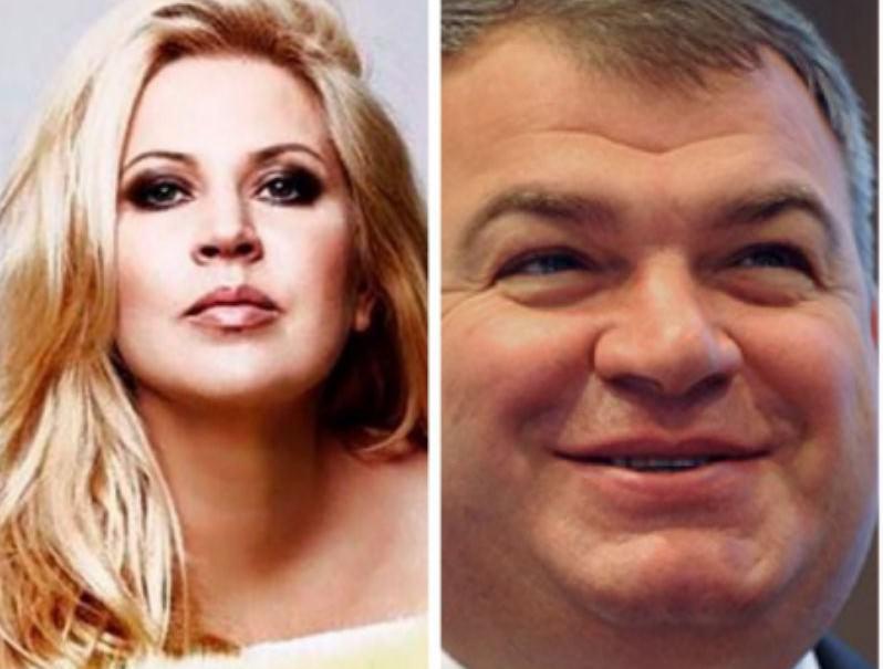 Экс-министр обороны Сердюков женился на Васильевой