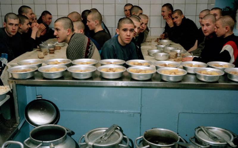 За что сидят в российских тюрьмах