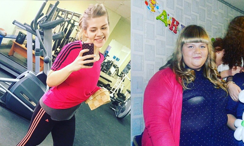 Похудела на 105 кг! Девушка за 3 года кардинально изменила свою внешность