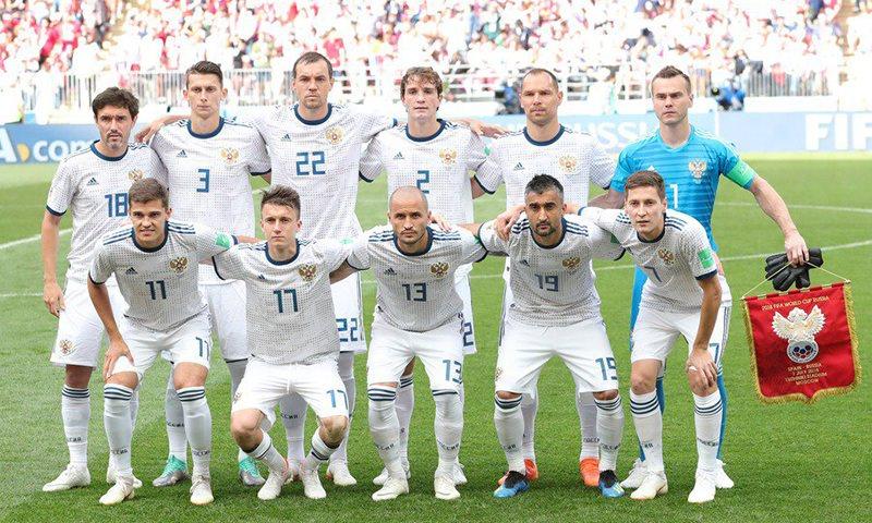 Сборная России по футболу обратилась к болельщикам