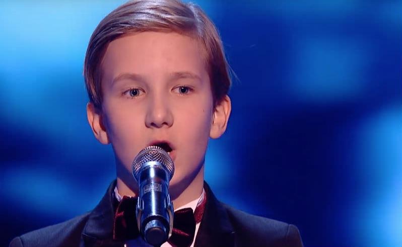 11-летний россиянин покорил всех на британском