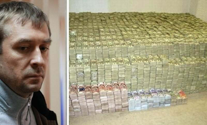 Миллиарды экс-полковника МВД Захарченко перечислили в бюджет