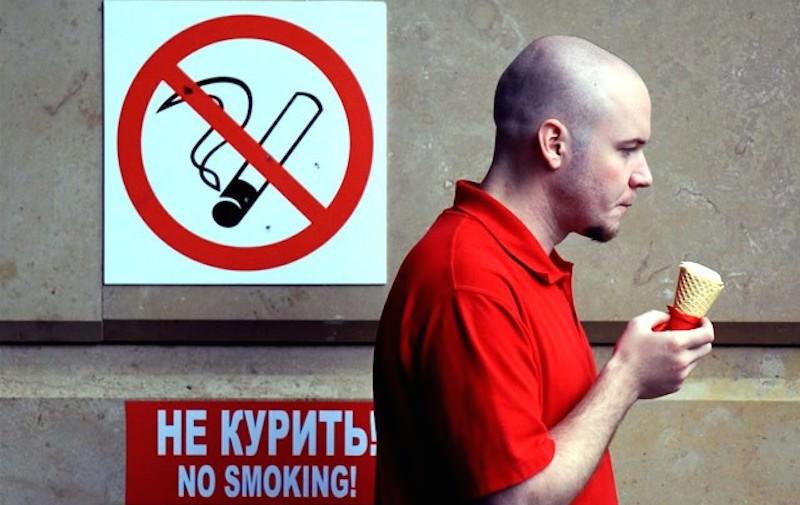 Минздрав вводит налог на дым и окурки