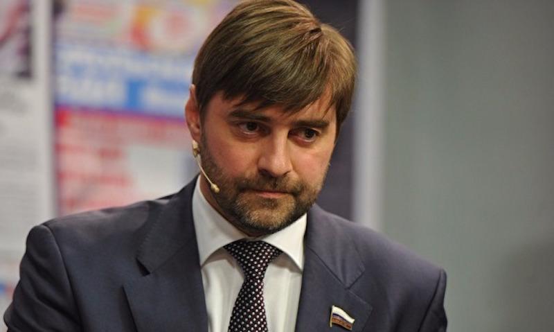 Замсекретаря генсовета «Единой России» Железняк ушел в отставку