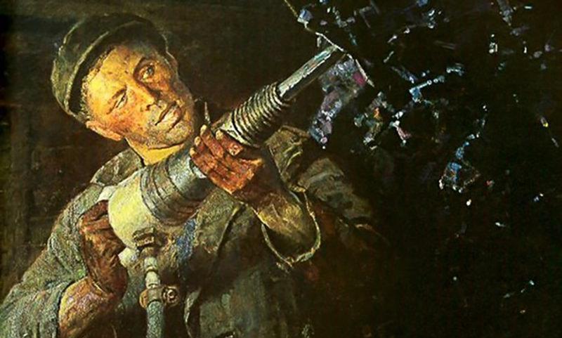 Календарь: 31 августа - Стаханов дал стране угля