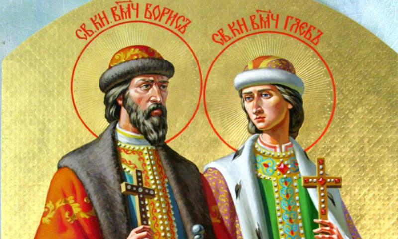 Календарь: 6 августа - День заступников Русской земли Бориса и Глеба