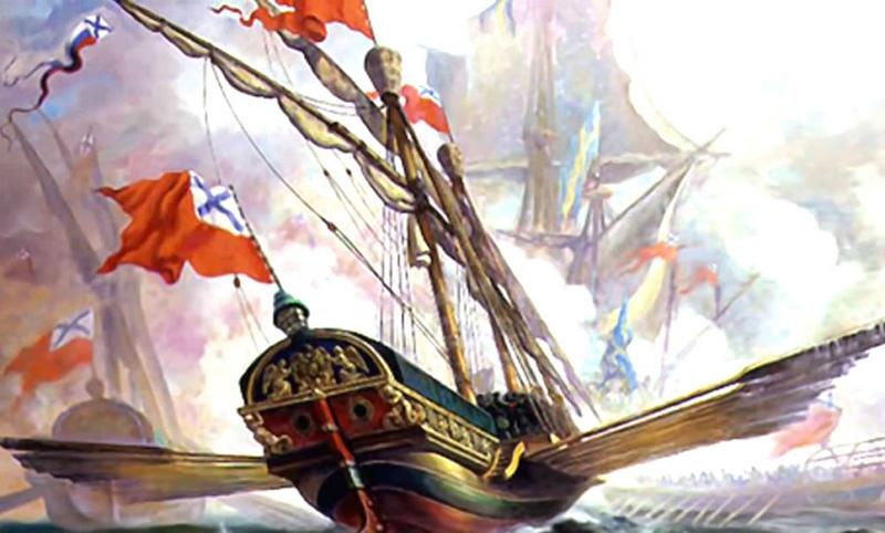 Календарь: 9 августа - День великой морской победы России над Швецией
