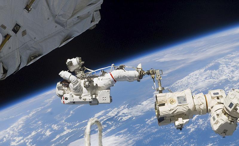 Календарь: 10 августа - состоялась первая и последняя космическая свадьба