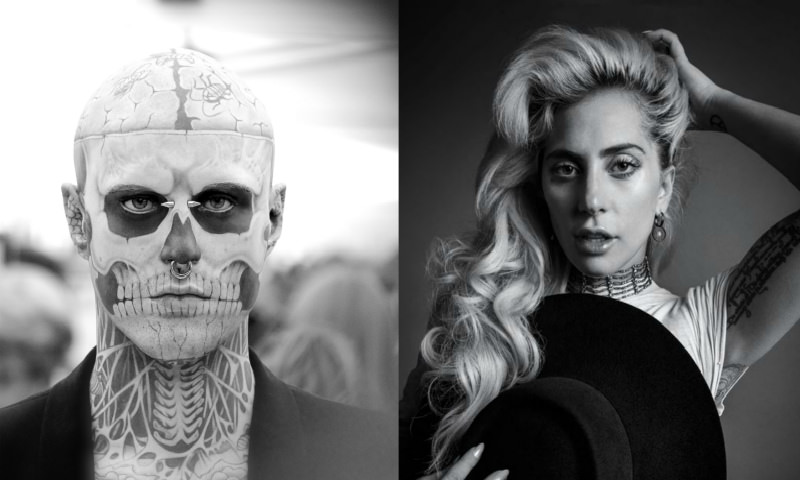 Леди Гага обратилась к фанатам после смерти Зомби-боя