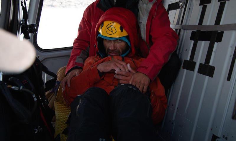 Российского альпиниста чудом спасли в горах Пакистана