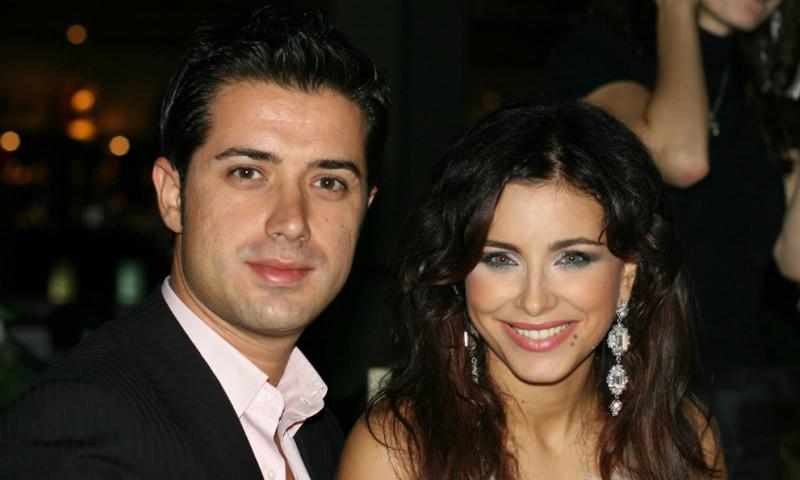 Мужа Ани Лорак поймали с любовницей в караоке-баре