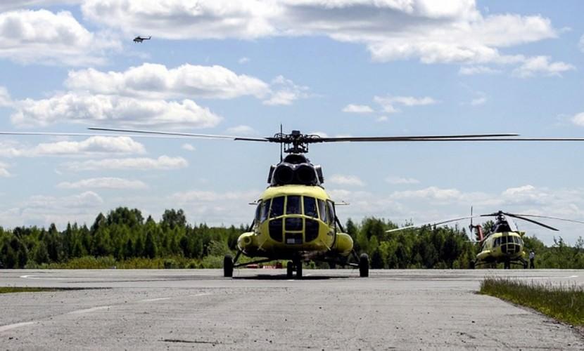 18 человек погибли при крушении вертолета в Красноярском крае