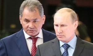 Путин, Шойгу и триколор: обнаружен самый патриотичный подъезд в Москве