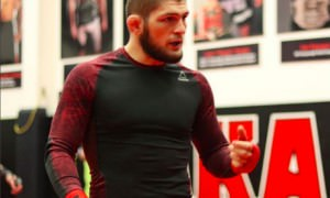Чемпион UFC Хабиб Нурмагомедов уходит в большой футбол