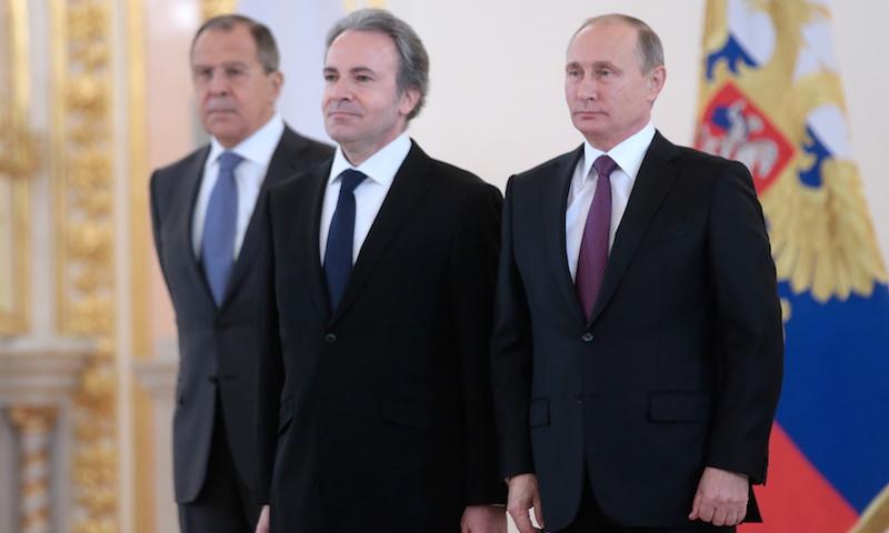 Россия высылает из страны греческих дипломатов