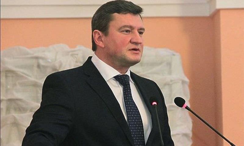 Мэра Оренбурга задержали за взятку в 600 тысяч рублей