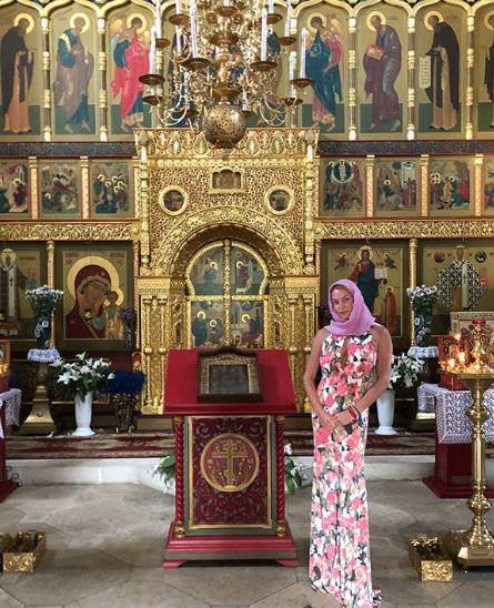 Экс-водитель Анастасии Волочковой раскрыл детали ееличной жизни
