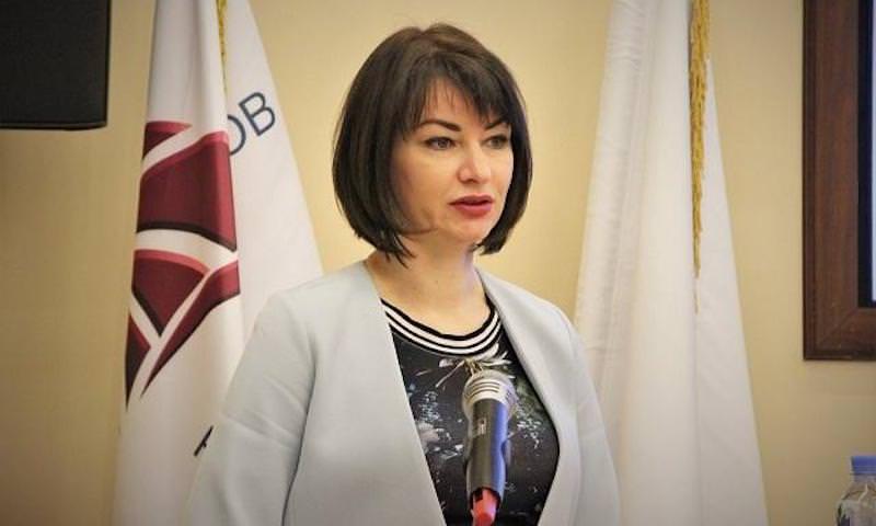 Ректор ЮФУ Инна Шевченко