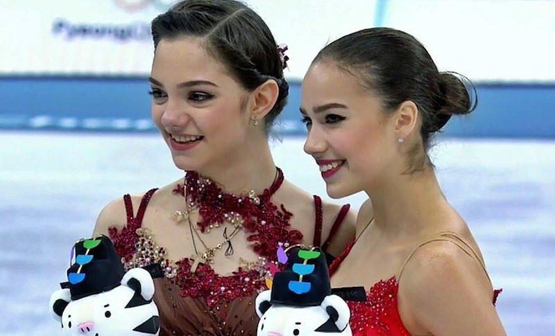 Фигуристкам Загитовой и Медведевой обнулили рекорды