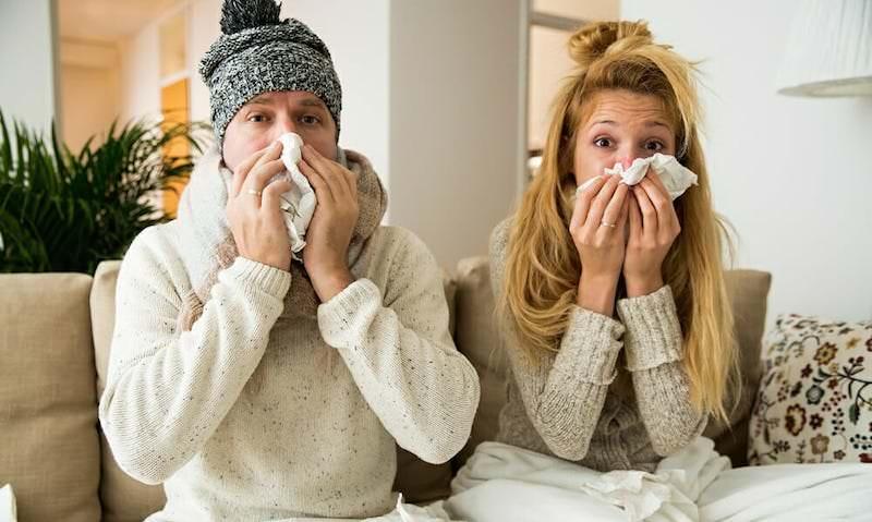 Россиян предупредили о первой волне гриппа