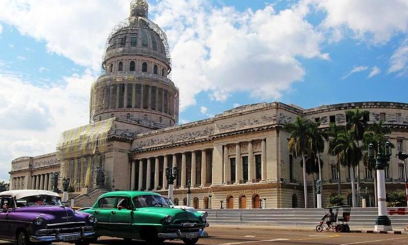 Россия потратит 642 млн рублей на восстановление купола Капитолия в Гаване