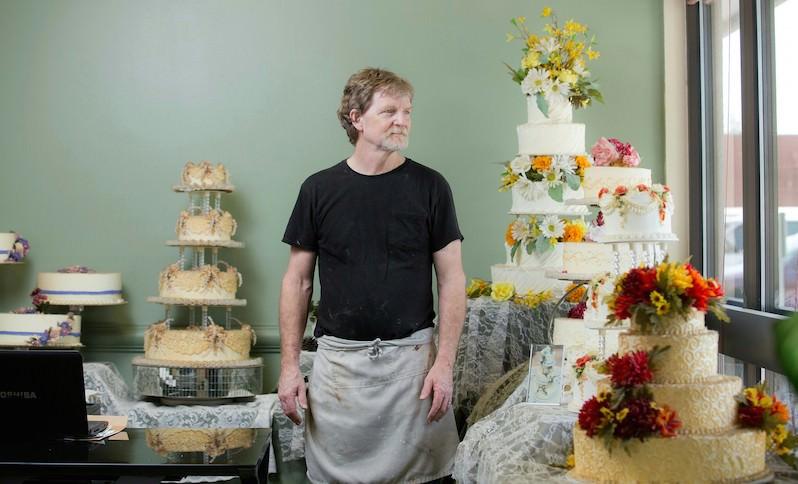 Кондитер отказался печь свадебный торт геям в Колорадо