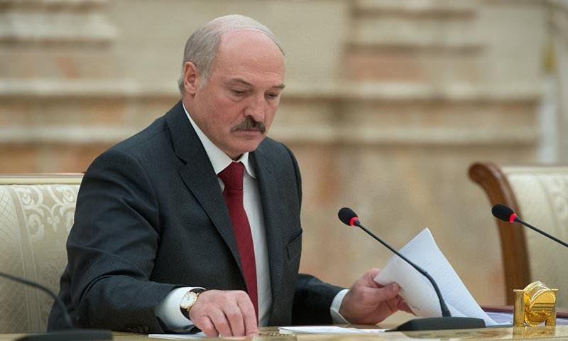 Лукашенко отправил в отставку руководство правительства Белоруссии