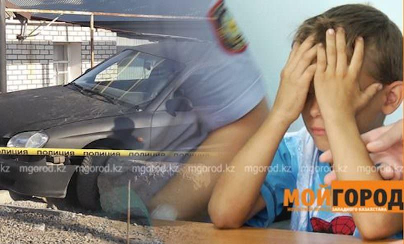 Второклассник Коля из Уральска угнал за неделю три автомобиля