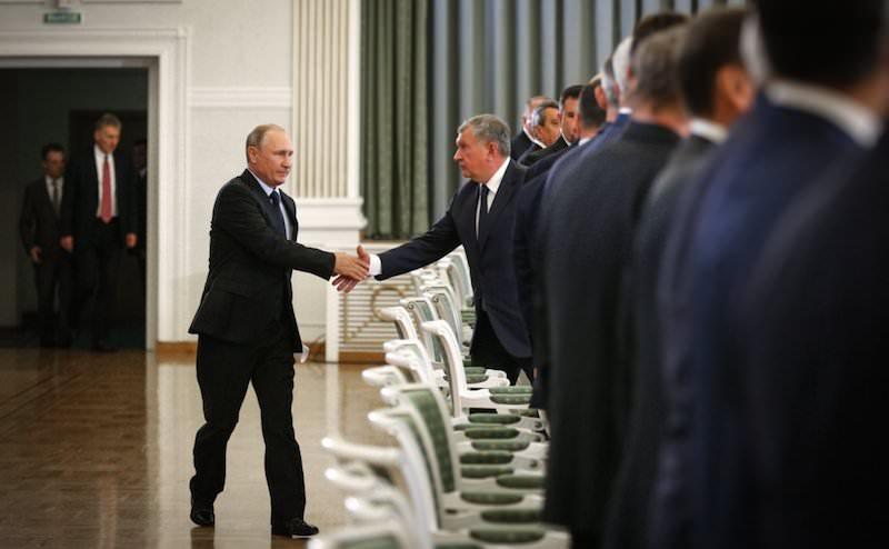 Впервые стала известна сотня самых влиятельных россиян