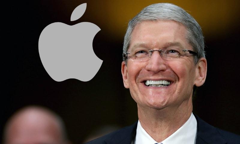Apple стала единственной в мире компанией с капитализацией в триллион долларов