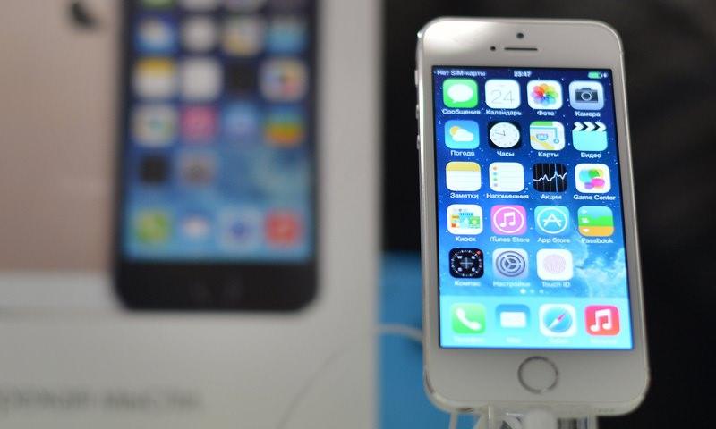 В Турции остановили поставки iPhone
