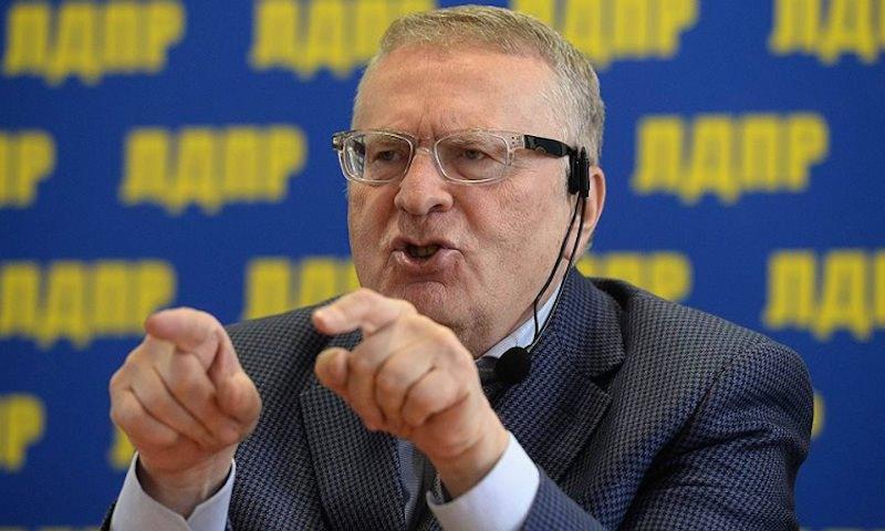 «Легендарная державная партия России»: Жириновский по-новому расшифровал название собственной партии