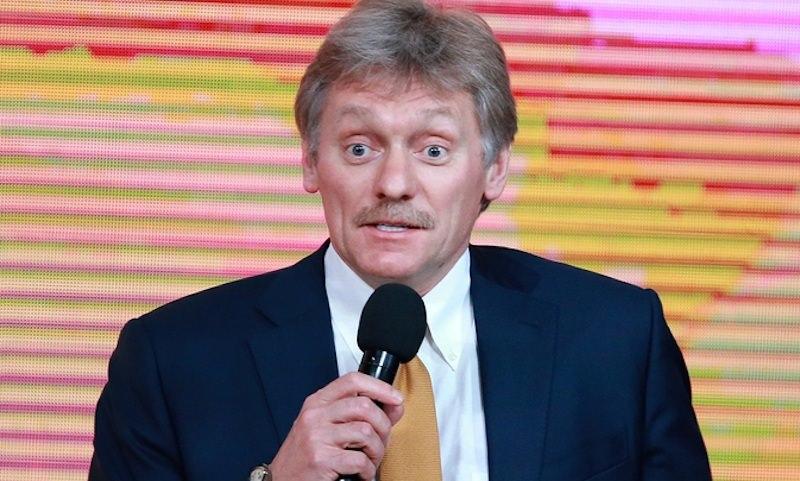 Кремль отреагировал на санкции против России из-за дела Скрипалей