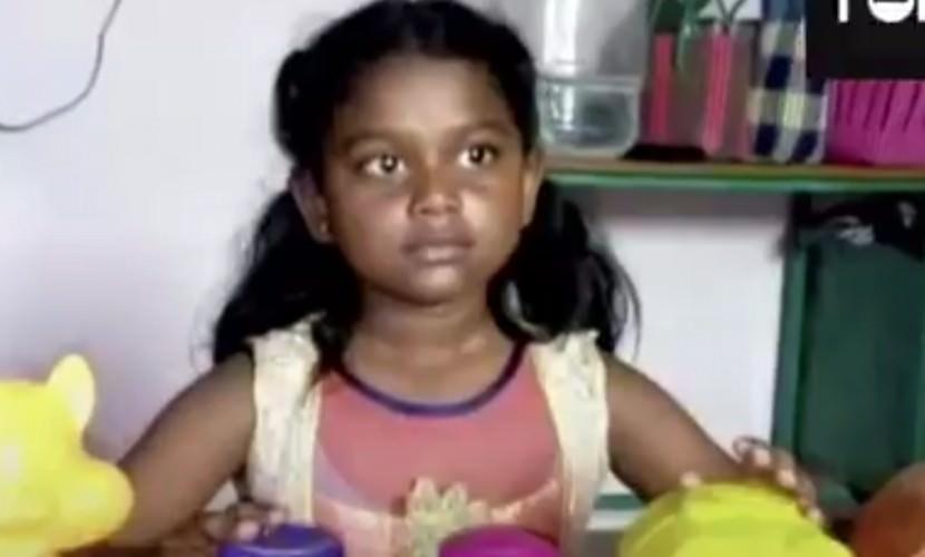 8-летняя школьница пожертвовала мечтой ради спасения людей
