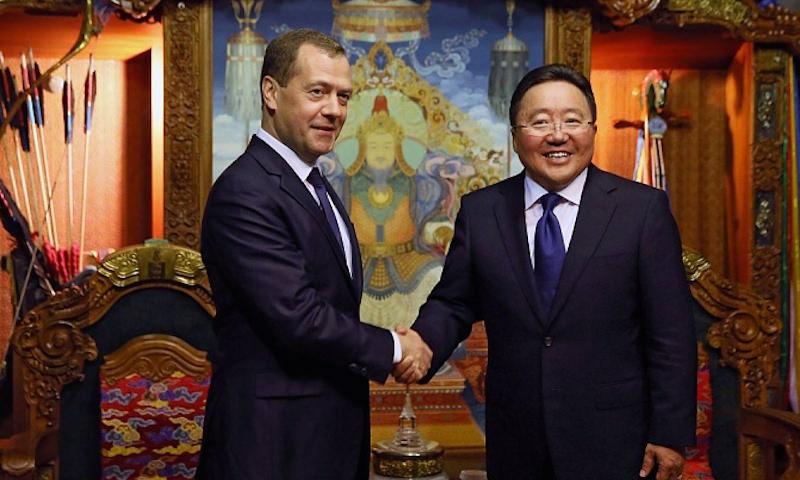 Монголия попросила у России 100 миллиардов на электростанции