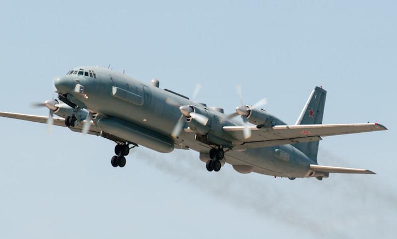 Над Сирией сбит российский Ил-20 с 14 военными