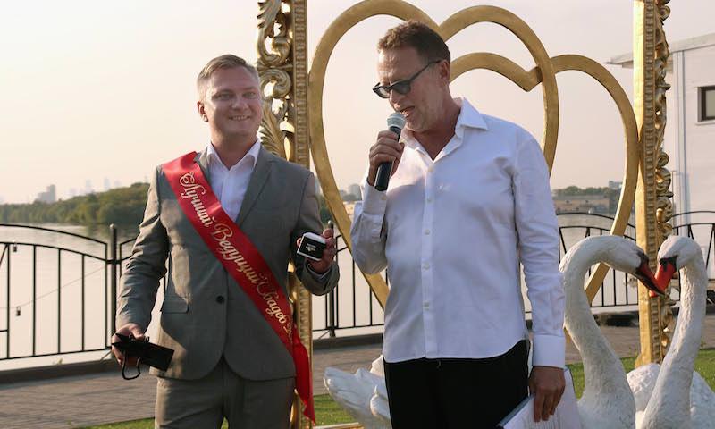 Новые свадебные рекорды установлены в московском ресторане