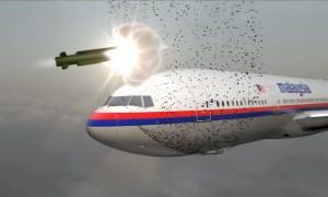 Минобороны РФ: «Боинг» в Донбассе сбили украинской ракетой