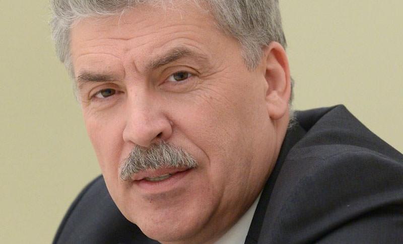 Суд лишил Павла Грудинина акций в