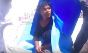 Юноша из Индонезии провел 49 дней посреди океана