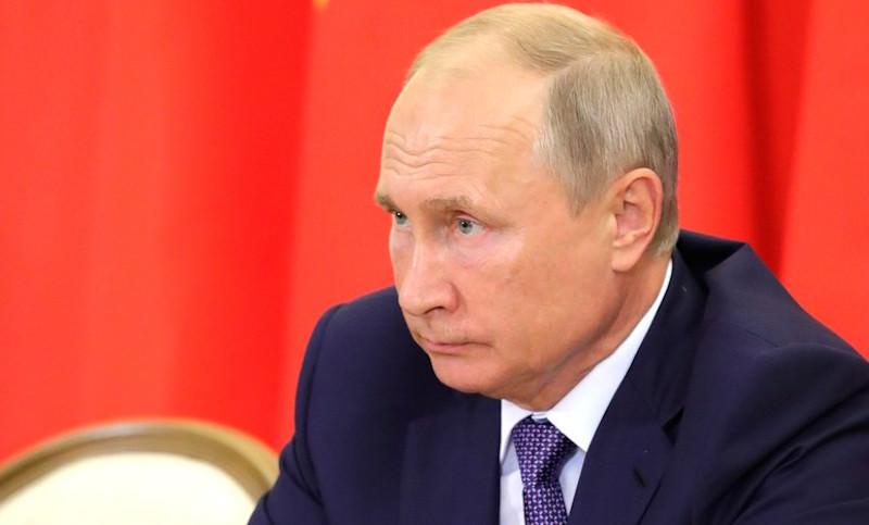Путин заявил о готовящейся в Сирии провокации террористов