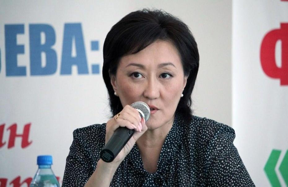 Сардана Авксентьева победила единоросса на выборах мэра Якутска