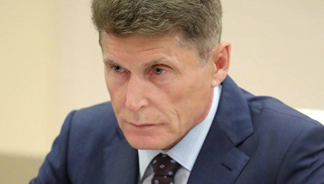 Жители Сахалина отпраздновали уход губернатора Кожемяко вПриморский край