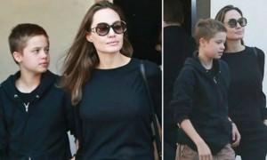 12-летняя дочь Анджелины Джоли хочет сменить пол