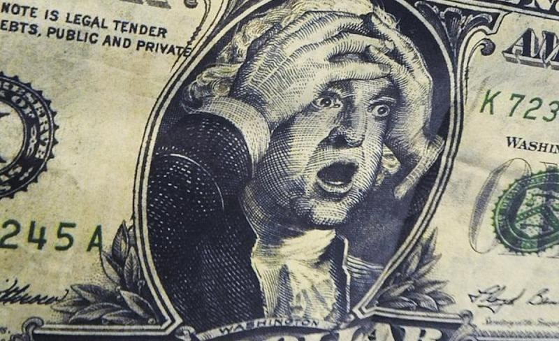 Россиян вынудят отказаться от доллара