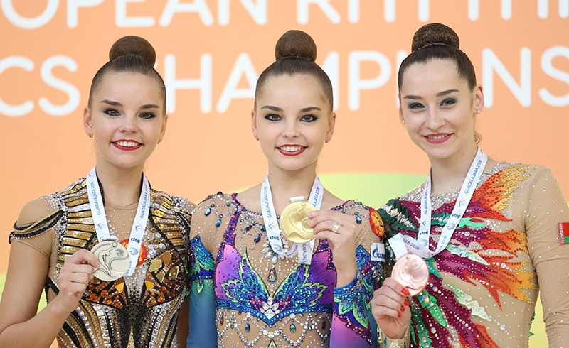 Российские гимнастки завоевали третье золото на Чемпионате мира