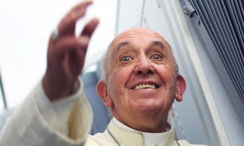 Папа Римский назвал сексуальность «даром божьим»