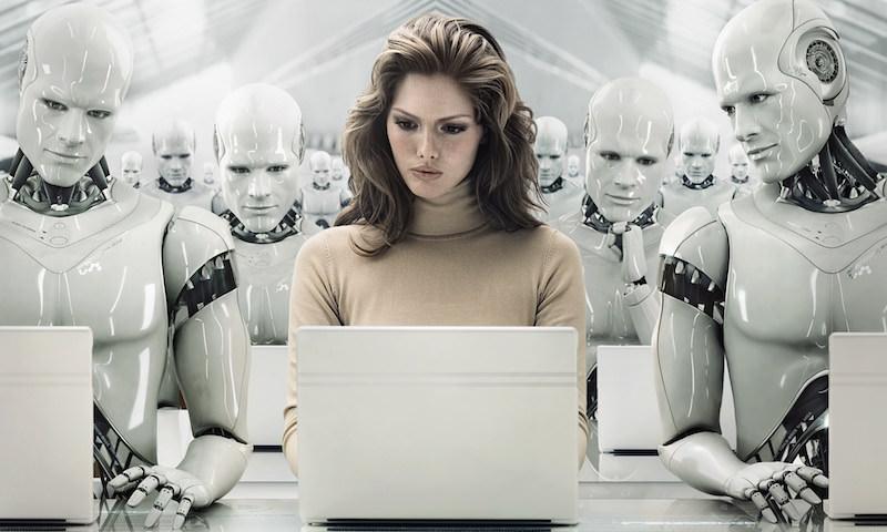 Треть россиян к 2020 году лишится работы из-за роботов