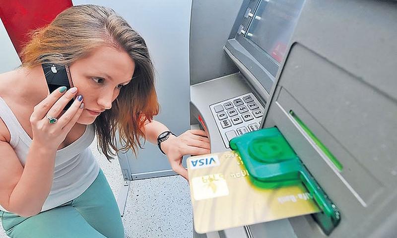 Из-за вброса фальшивок у российских банкоматов начались проблемы с купюрами по 5000 рублей