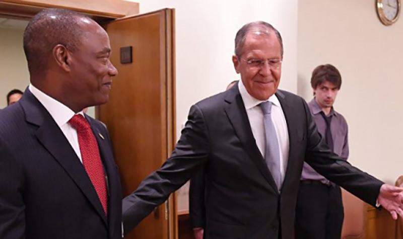 Лавров заявил о списании $20 млрд долгов африканским странам